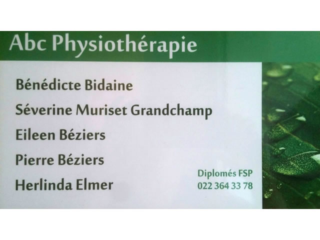 ABC Physiothérapie